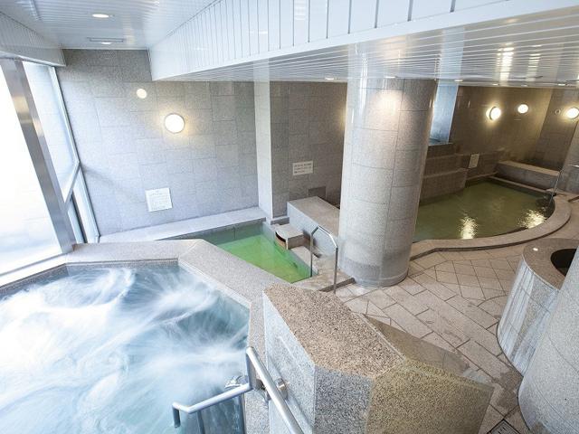 天然温泉「パークサイド・スパ」
