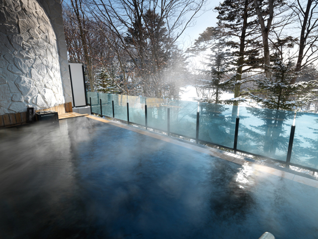 天然温泉「美肌の湯 楓楓」