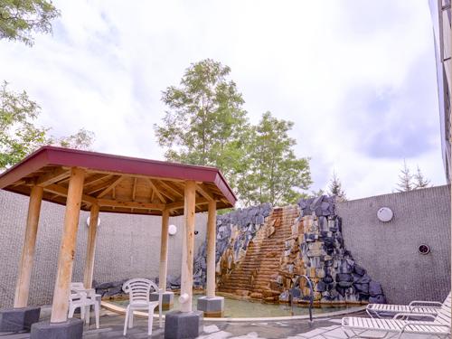 天然温泉「レースイの湯」