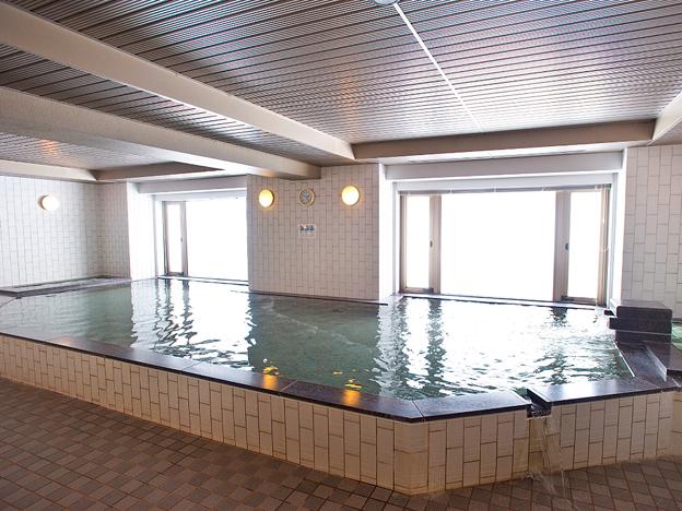 宿泊者専用浴場「喜多の湯」