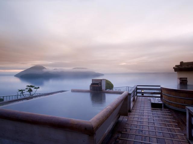 空中大浴場・露天風呂