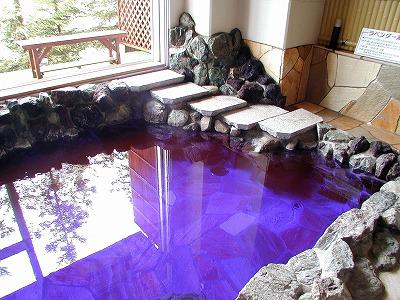 大浴場(光明石温泉)