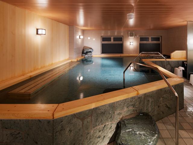 男性大浴場 (紫煙の湯)
