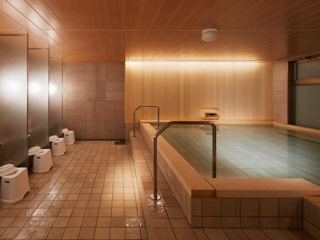 女性大浴場 (篤姫の湯)