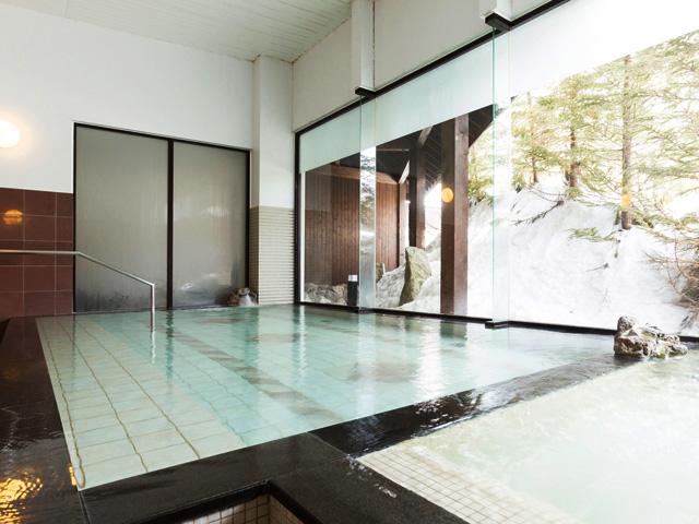 大浴場「イオンスパ リフレ」