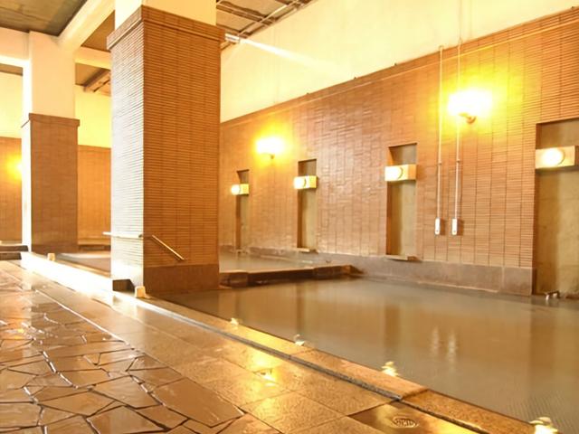 欧風大浴場「チニタの湯」