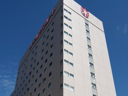 ホテルサンルート新潟