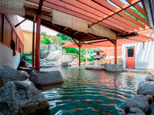 温泉 (露天風呂付)