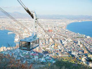 函館の人気観光スポットはココ!車なしでも大丈夫!バスで巡る1日モデルコース