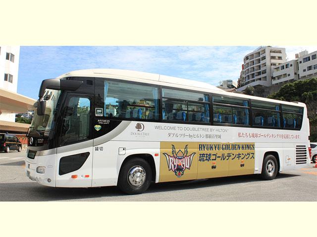 国際通りを結ぶホテルシャトルバス