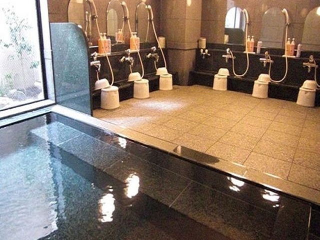ラジウム人工温泉大浴場「旅人の湯」
