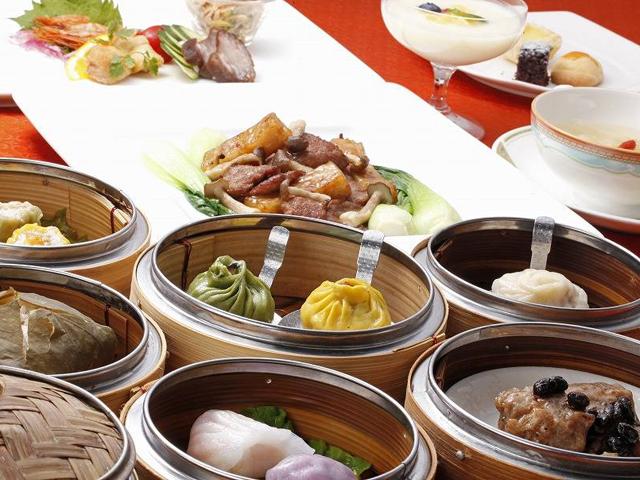 中国料理「金紗沙」