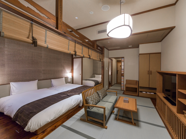 本館和洋室/檜内風呂付き(36㎡)