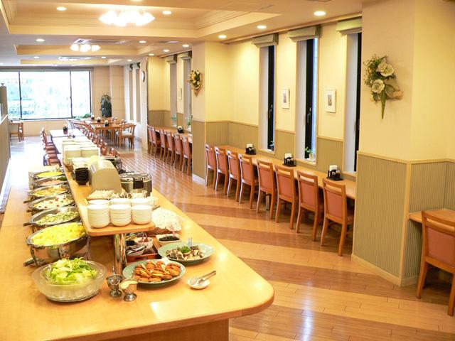レストラン「花茶屋」