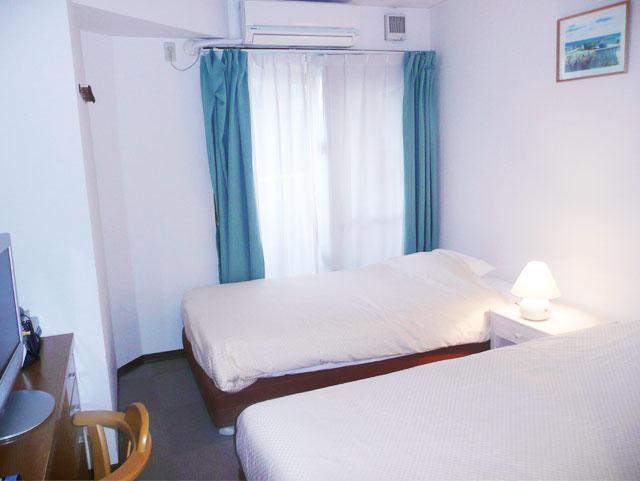 ツインルーム(お部屋一例)