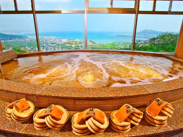 天然温泉「猿人の湯」