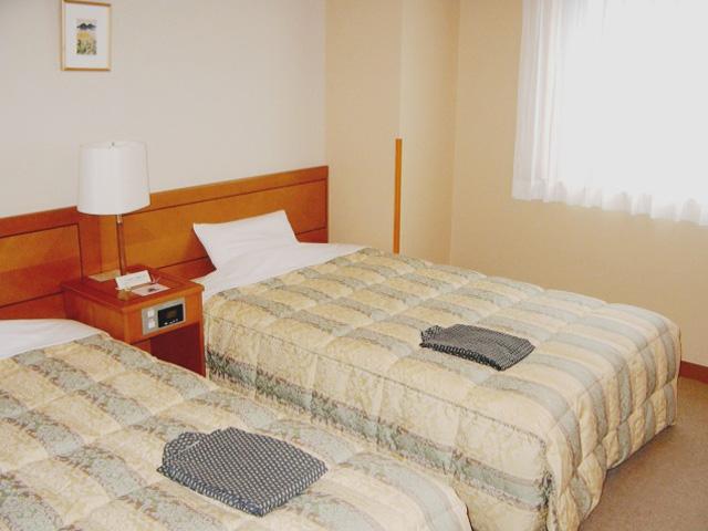 ツインルーム(客室一例)