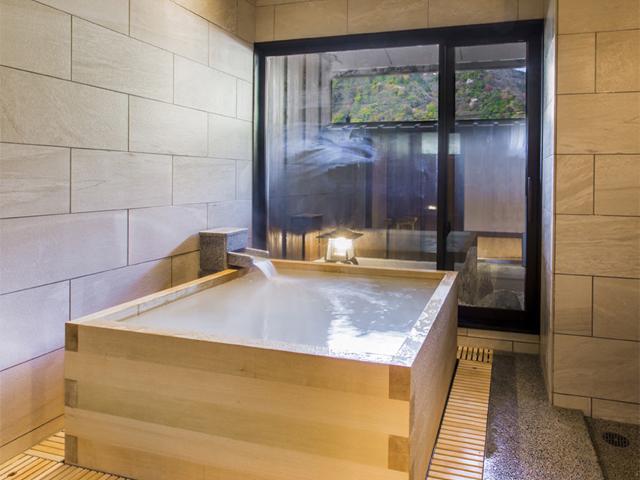 湯めぐり小路/貸切風呂