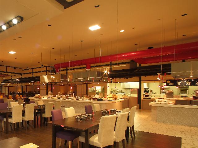 オープンキッチンレストラン「キッチンスタジアム」
