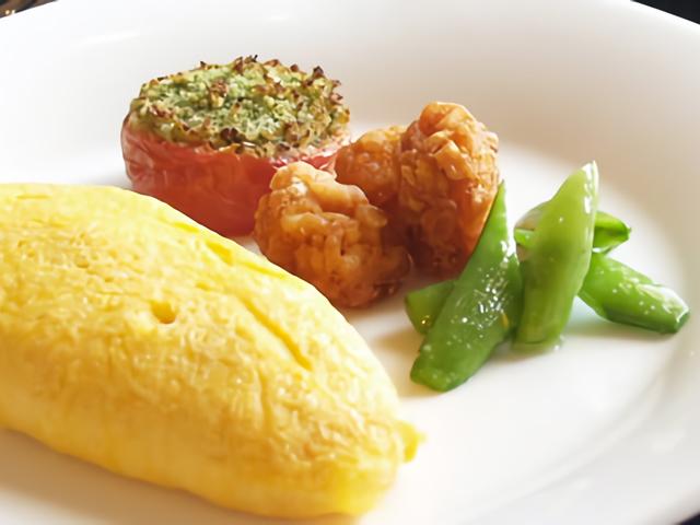 ダイニング アマンダ(朝食)