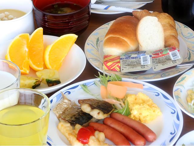 朝食レストラン ハイビスカス