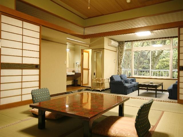 【楠館】昔ながらの純和室一例