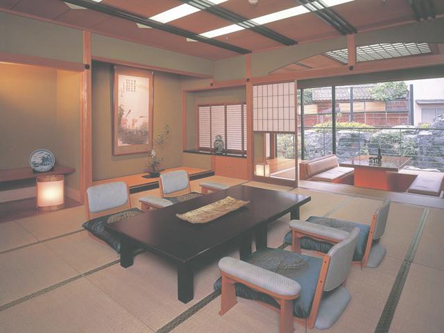 葵館和室(客室一例)