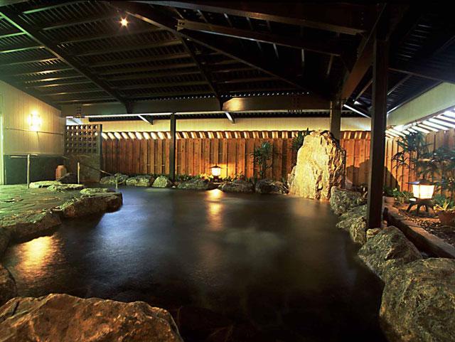 大浴場 マハイナ塩泉