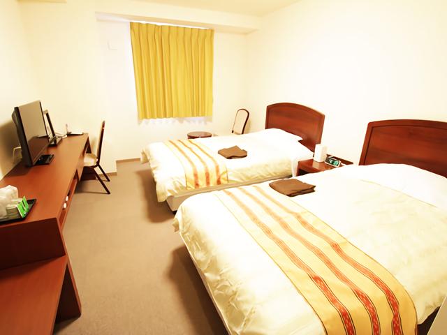 お部屋一例/ツインルーム