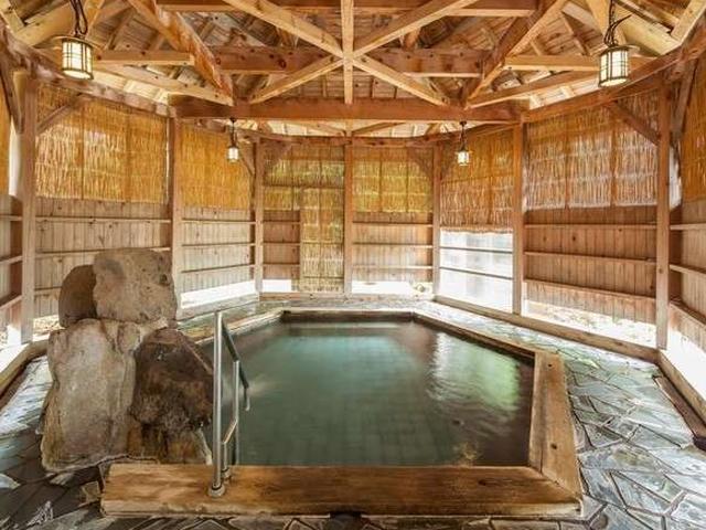 六角露天風呂