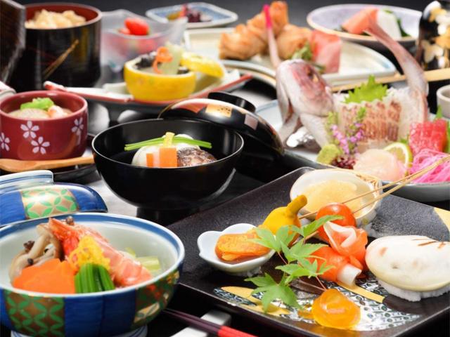 夕食のイメージ(和食)