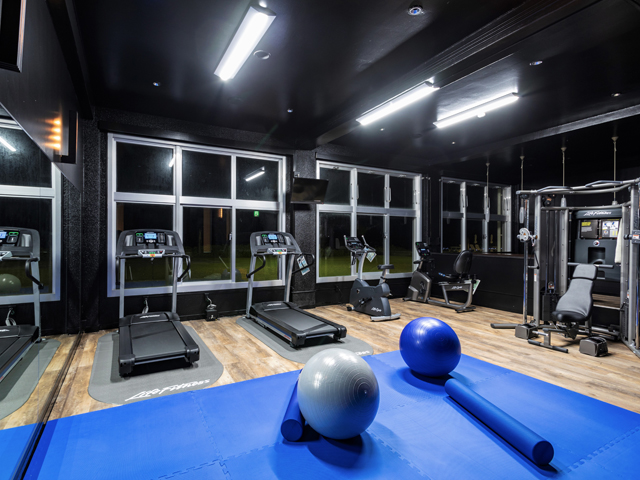 EEF Fitness Rooom