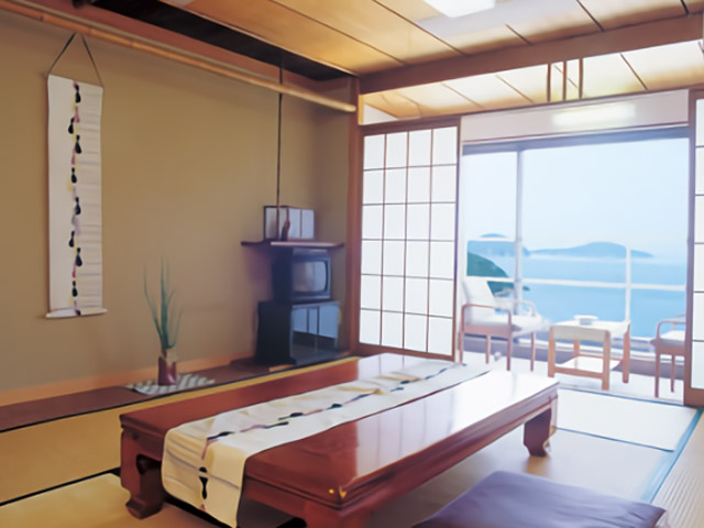 和室or洋室/一般客室(和室のイメージ)