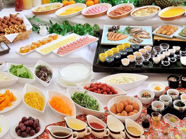 レストラン プラシャンテ(朝食)