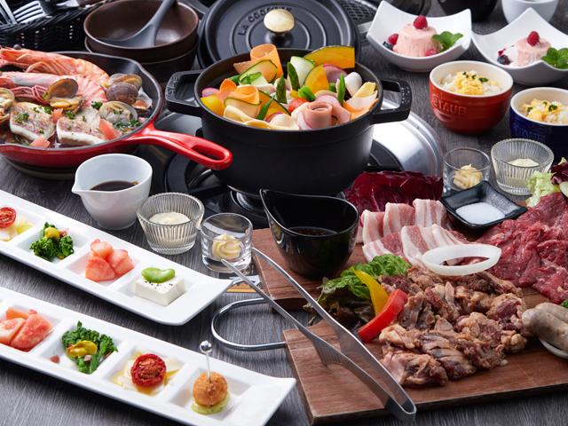 TERRACE DINER BBQ(テラスダイナーバーベキュー)