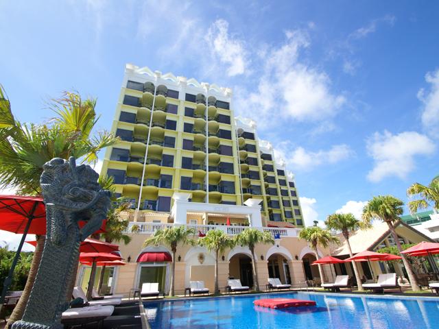 沖縄かりゆしリゾートEXES恩納(旧Okinawa Spa Resort EXES)