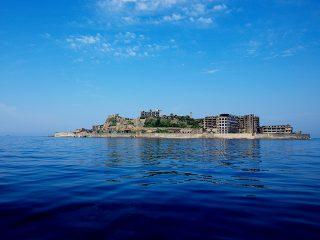 海に浮かぶ世界遺産『軍艦島』と長崎の定番観光1泊2日モデルコース