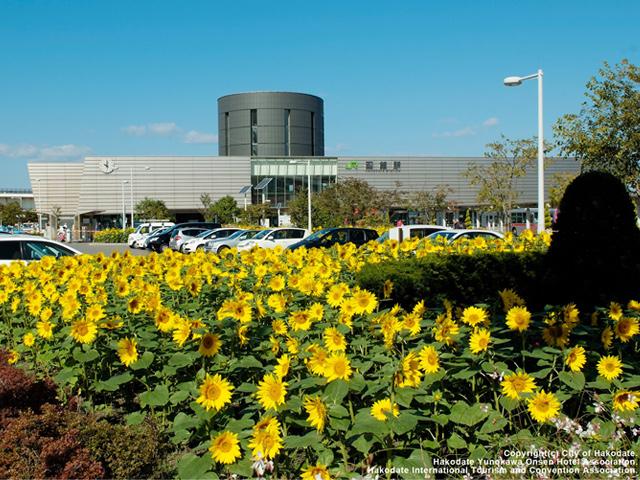 函館市内ホテル・函館駅・湯の川温泉