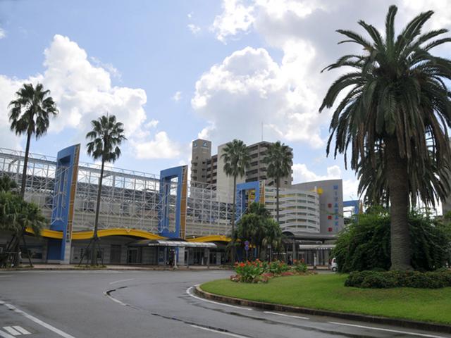 宮崎市内ホテル