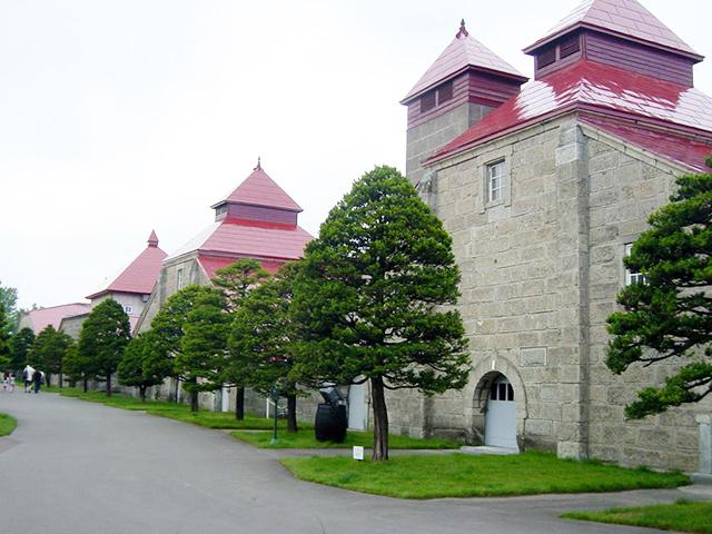 ニッカウヰスキー㈱ 北海道工場 余市蒸溜所