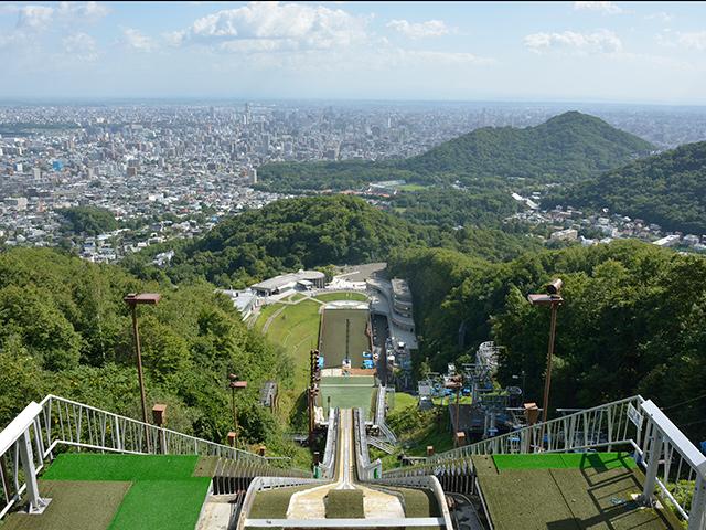 札幌大倉山展望台