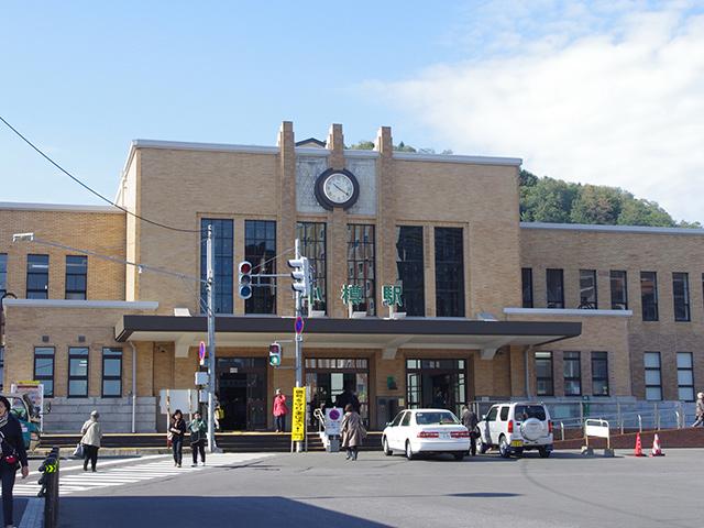 小樽市内ホテル
