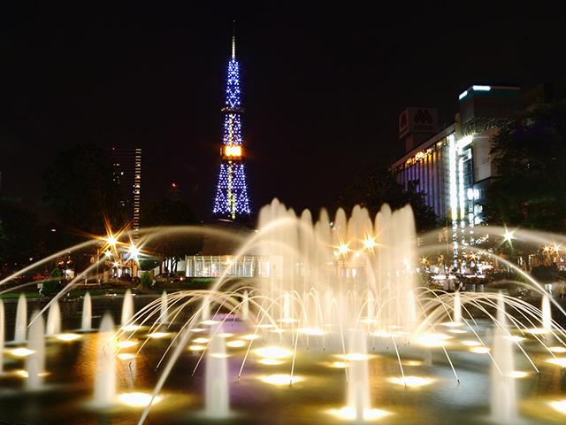 札幌市内ホテルor札幌駅or大通り公園