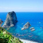 積丹ブルーの絶景を陸と海の別々の目線で堪能!札幌からお手軽・絶景・爽快ドライブ!1日観光モデルコース