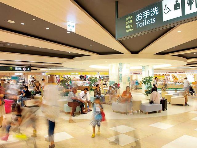 新千歳空港の最寄りのレンタカー店舗