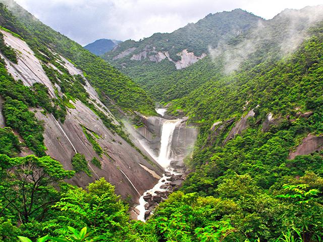 千尋の滝展望台