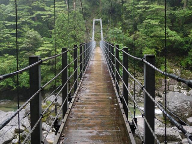 さつき吊り橋