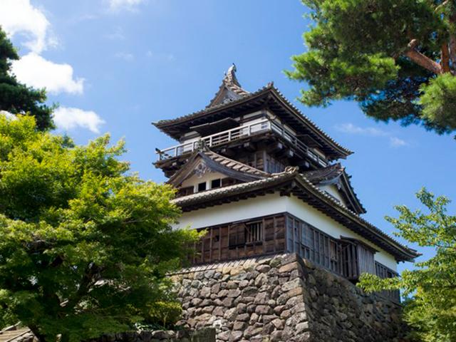 丸岡城(霞ヶ城)