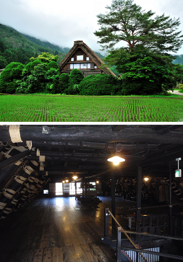 おすすめ2.国指定重要文化財「和田家」