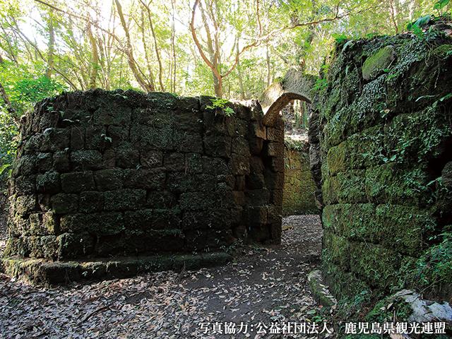 寺山炭窯跡(世界文化遺産)